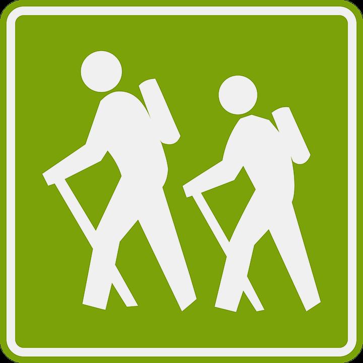 randonnée logo